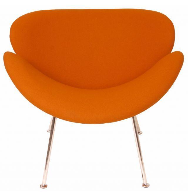 Matt Blatt Replica Pierre Paulin Orange Slice Chair