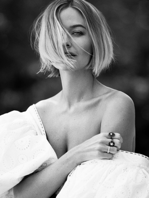Lara Worthington on What Keeps Her Marriage Strong