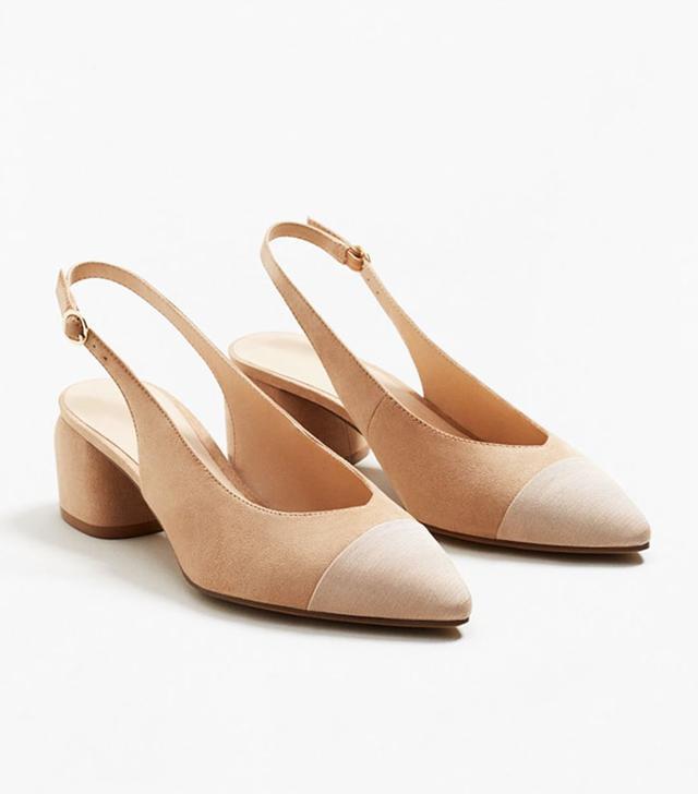 Mango Bella Hadid shoes
