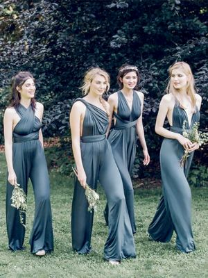5 Bridesmaid Trends That Won't Make Your Friends Miserable