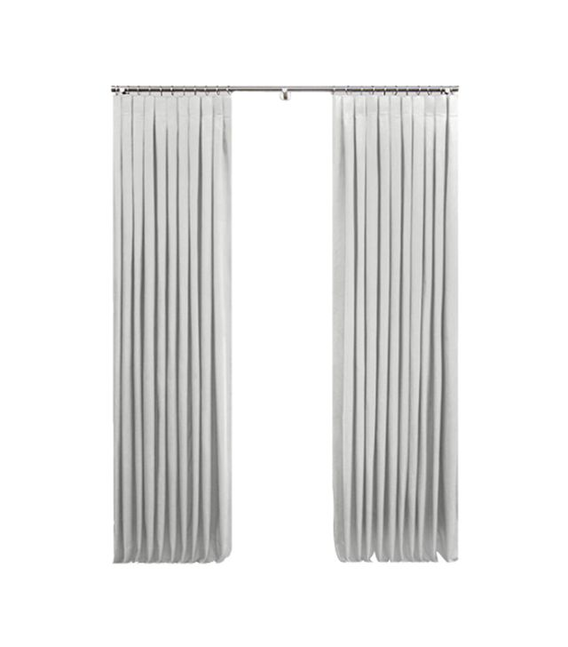 The Shade Store Inverted Pleat Drapes