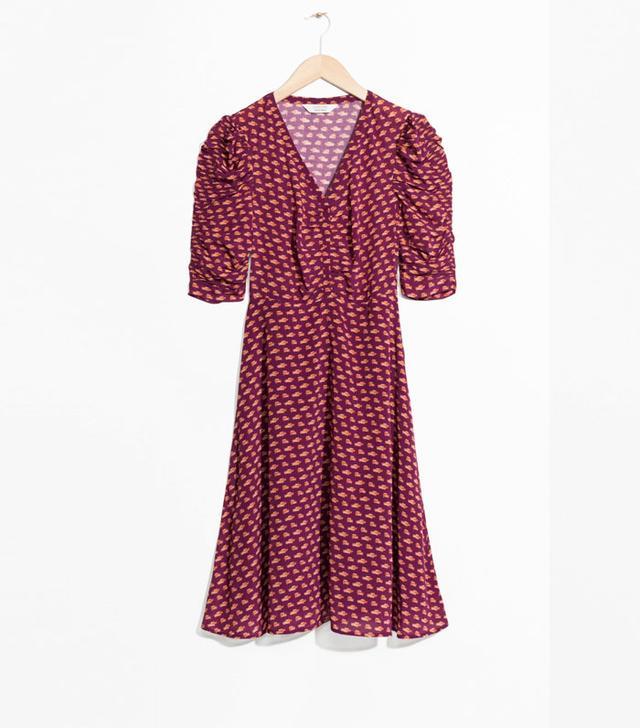 Best transitional dresses: & Other Stories car dress