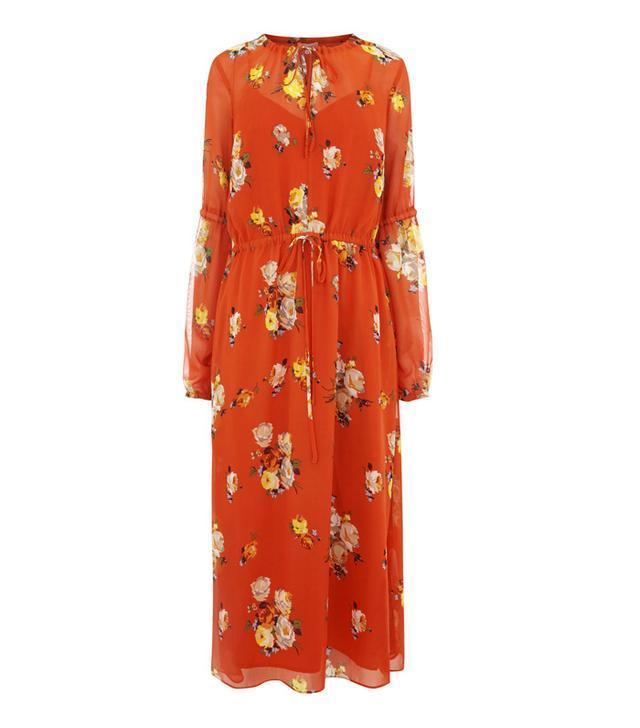 Best transitional dresses: Warehouse