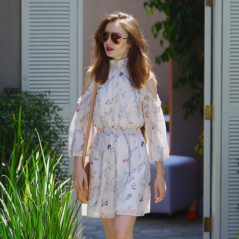 Lily Collins's Best Style Moments