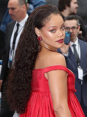 Yes, Rihanna Wore a Centuries-Old Trend on the Red Carpet