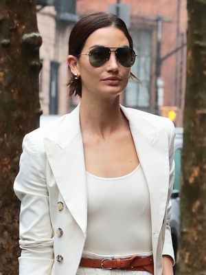 No One Does Model Style Like Lily Aldridge
