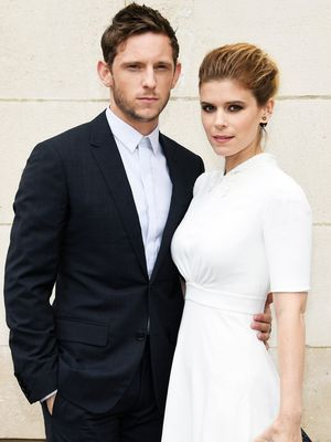 Kate Mara Just Revealed Her Pretty Wedding Band on Her Honeymoon