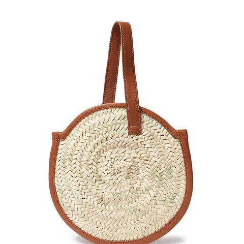 Tadlak Small Bag in Palm/Brown