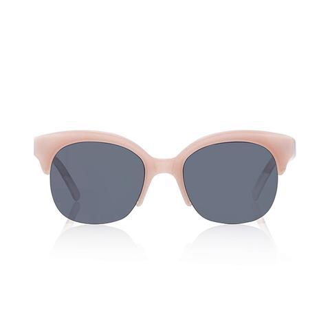 Fake Friends Acetate And Metal Sunglasses