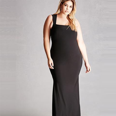 Back Cutout Dress