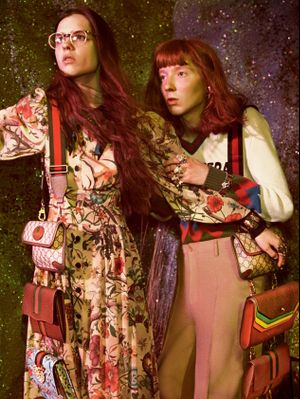 Trekkies Will Either Love or Hate the New Gucci Campaign