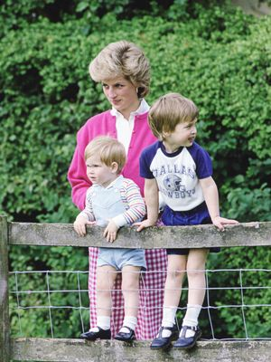 "Why Prince William Says Princess Diana Would've Been a ""Nightmare Grandmother"""