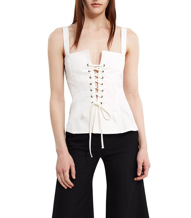 Callipygian Corset Top