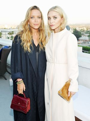 We Can't Stop Looking at Mary-Kate Olsen's Bridesmaid Outfits