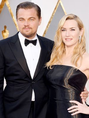 Yes, Really: Leonardo DiCaprio and Kate Winslet Want to Take You to Dinner