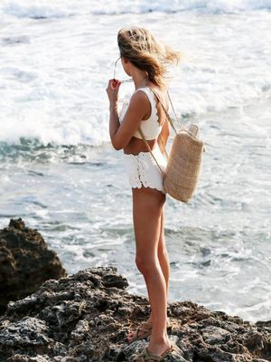 Calling It: Ballerina Swimsuits Will Be Everywhere This Summer