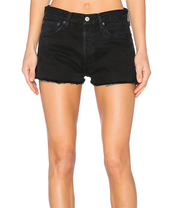 Levis The Short. - size 25 (also in 26,27,28,29,30)