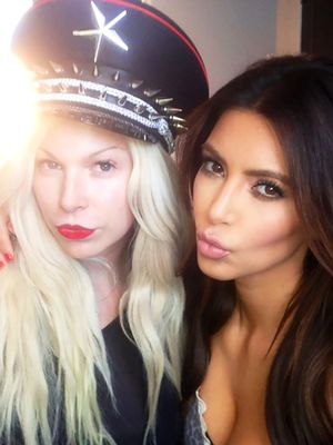 Makeup Mogel Joyce Bonelli Told Us a Hilarious Secret About KKW's Beauty Routine