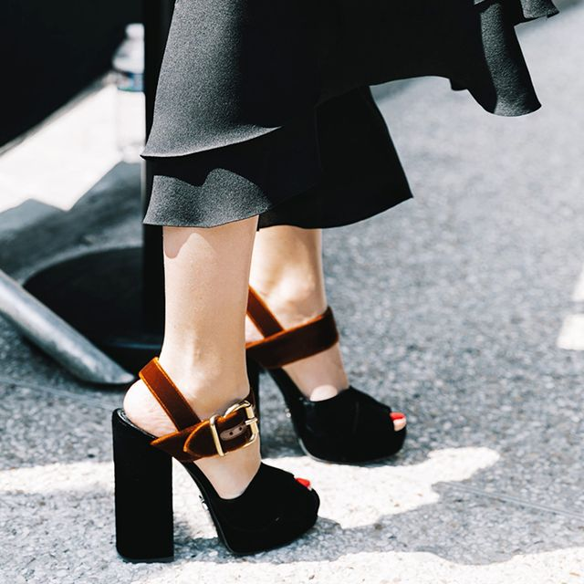 The Prettiest Comfortable High Heels for Fall, All in One Place