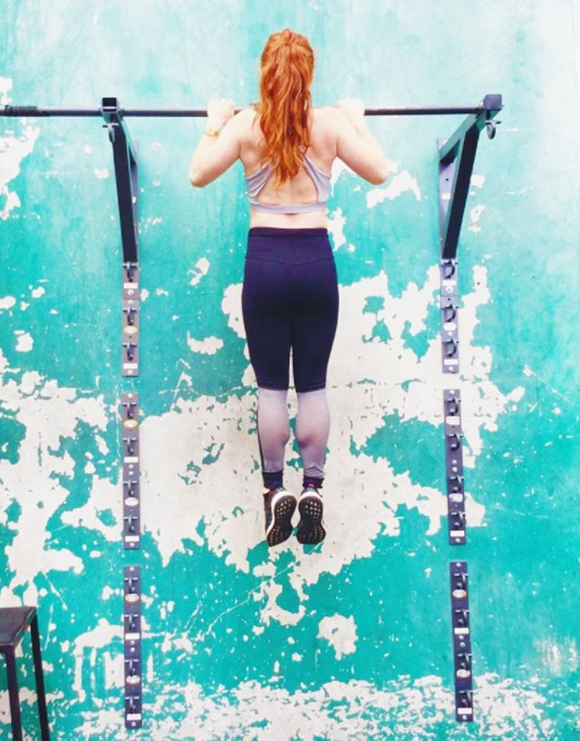 Best leggings for the gym: Gede Foster