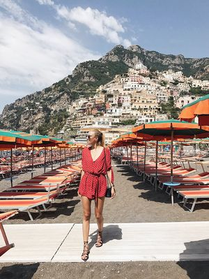 And Now, 3 Foolproof Outfits for an Italian Getaway