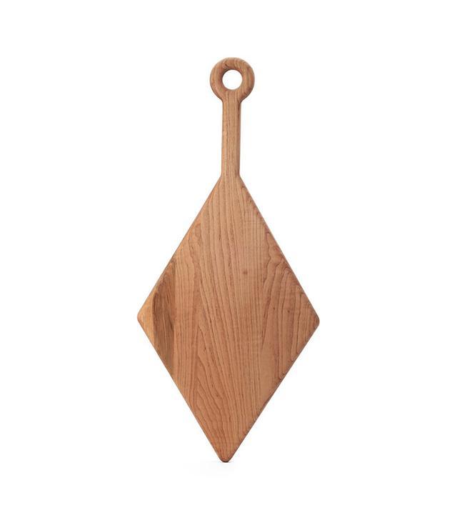 Fort Standard Curly Maple Diamond Plank