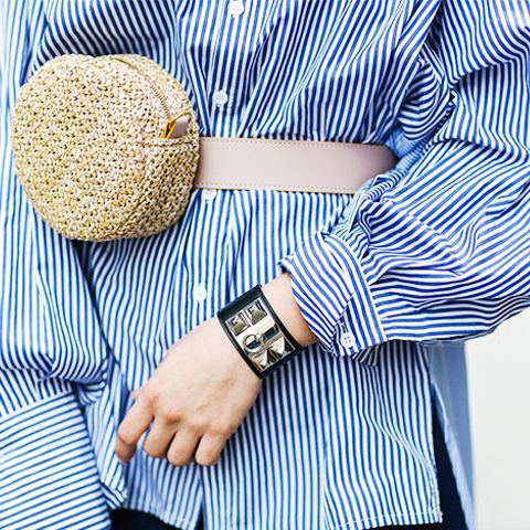 Why This Unlikely Accessory Is Fashion Girl–Approved