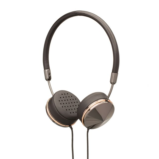 Frends Layla Gunmetal & Rose Gold Headphones