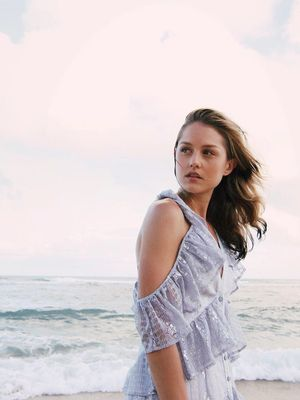Isabelle Cornish Let Us in on Her Low-Key Beauty Handbag Essentials