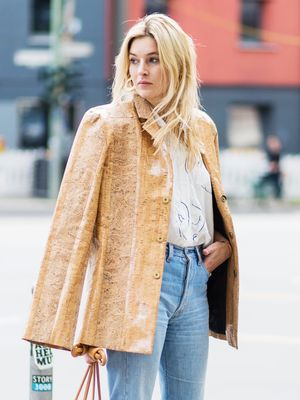 "The ""Naked"" Shirt That Every Fashion Girl Wants to Get Ahold of Right Now"