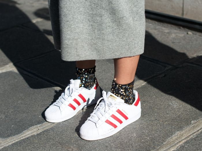 6 Fresh Ways to Wear Your Old Adidas Superstar Sneakers