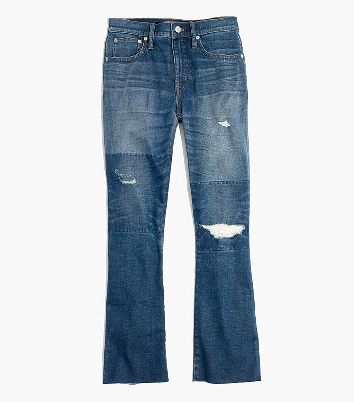 How To Take Paint Off Jeans Who What Wear