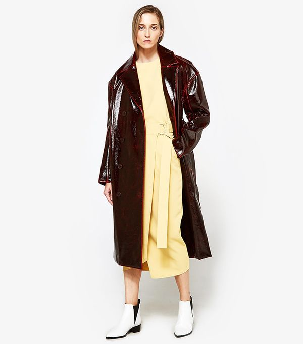 Patent Oversized Trench