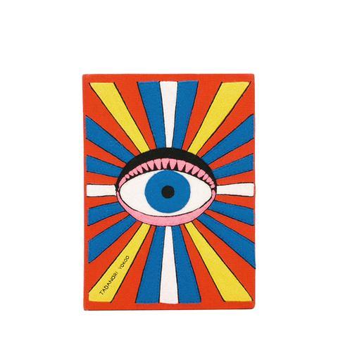 Eye Book Clutch