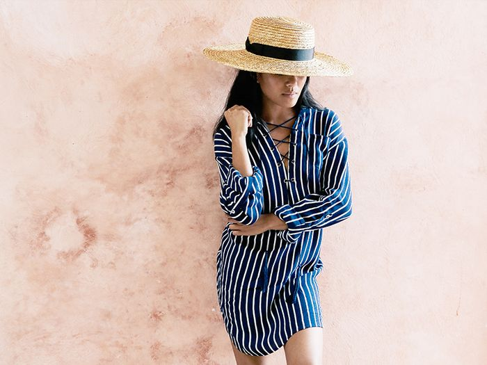 How to Make a Beach Cover-Up in 6 Easy Steps