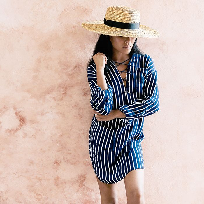 how to make a beach cover-up