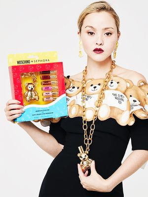 """A Bold Attitude but Still Chic"": Take a Look at Moschino x Sephora"