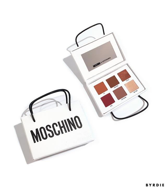 Moschino x Sephora Collection Shopping Bag Eyeshadow Palette