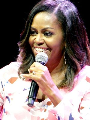 How to Do Millennial Pink, According to Michelle Obama