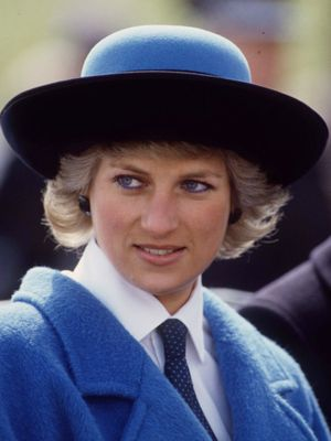 Princess Diana Is Inspiring Which Designer's New Collection?