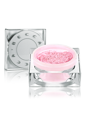 This Bright Pink Illuminating Powder Is Going to Be the Next Champagne Pop