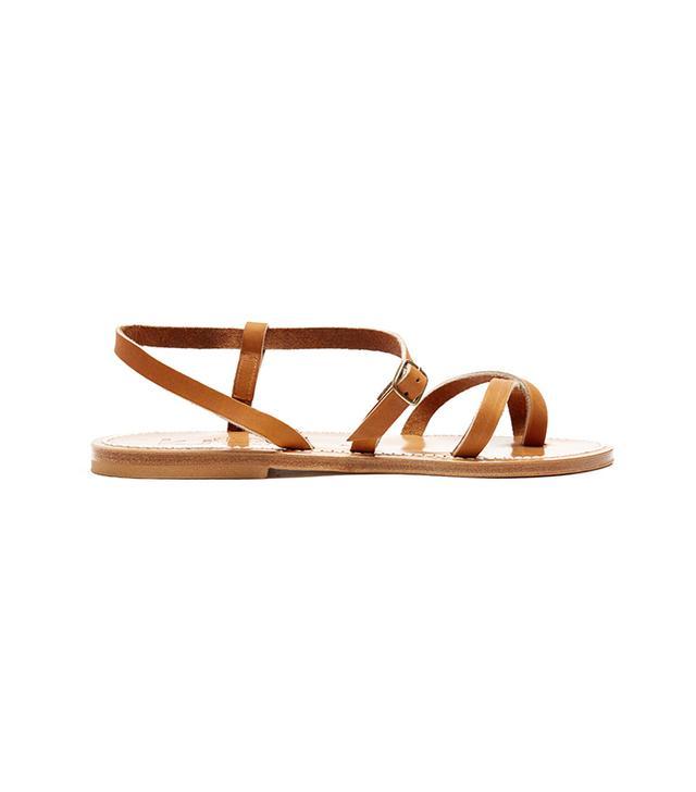 Calcutta leather sandals