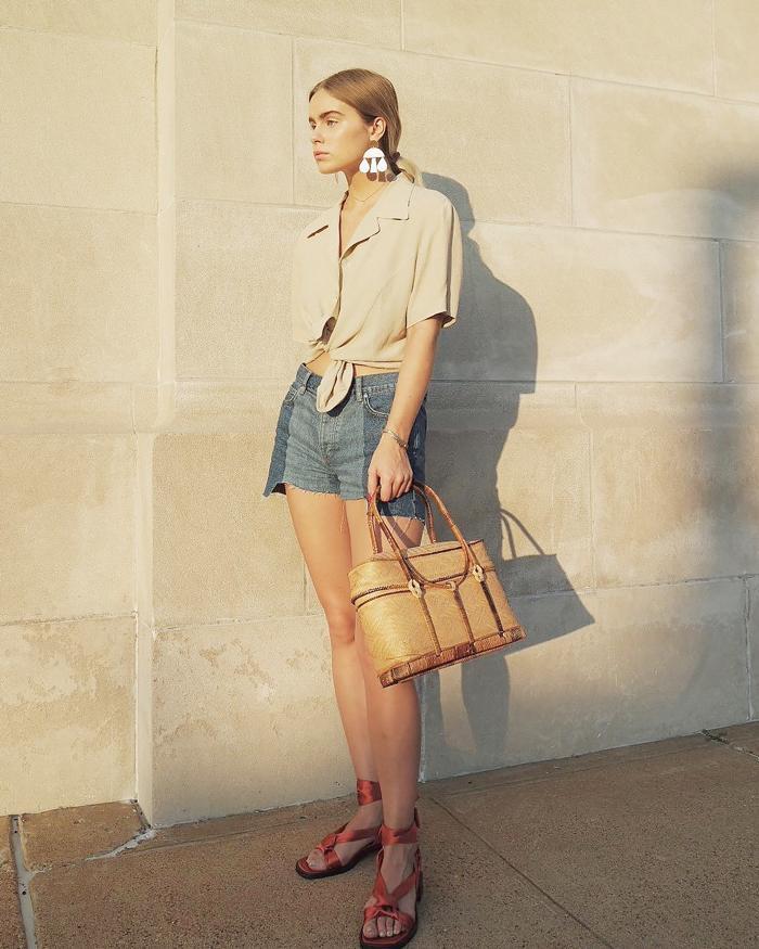 budget friendly fashion blogger