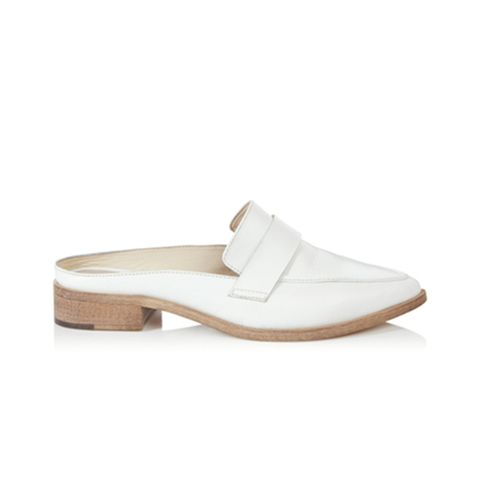 Kendall Leather Mule