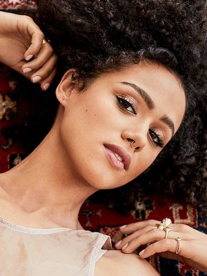 Games of Thrones Star Nathalie Emmanuel on Fame, Fear, and Her Iconic Hair