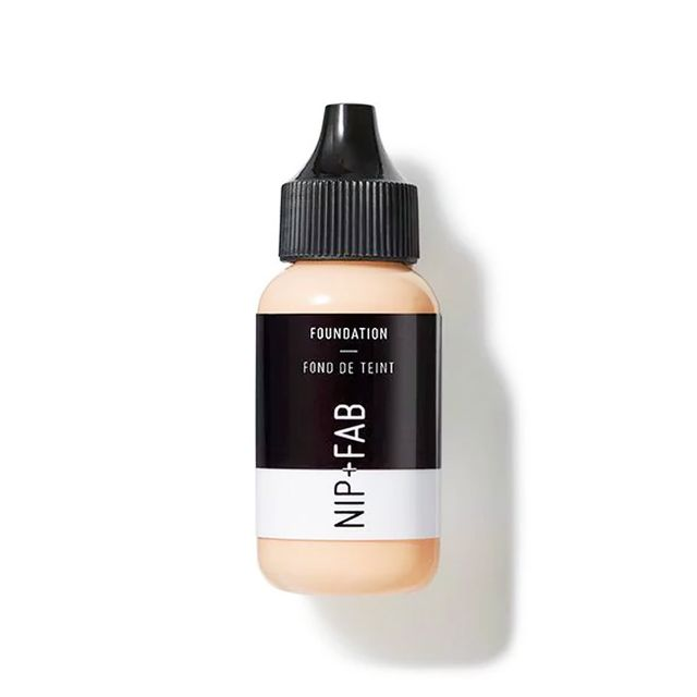 How to start your own beauty brand: Nip+Fab Make Up Foundation