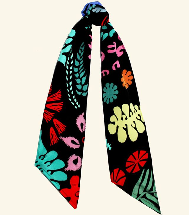 Best printed scarves: Rixo Matisse
