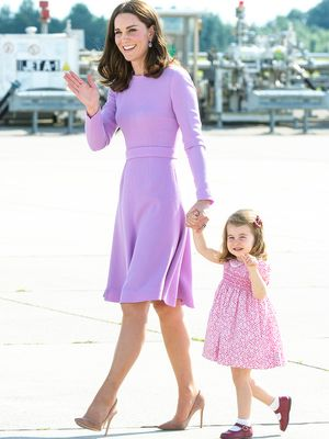 From Jackie O Lilac to Emoji Señorita, Kate Middleton's Latest Looks Do It All