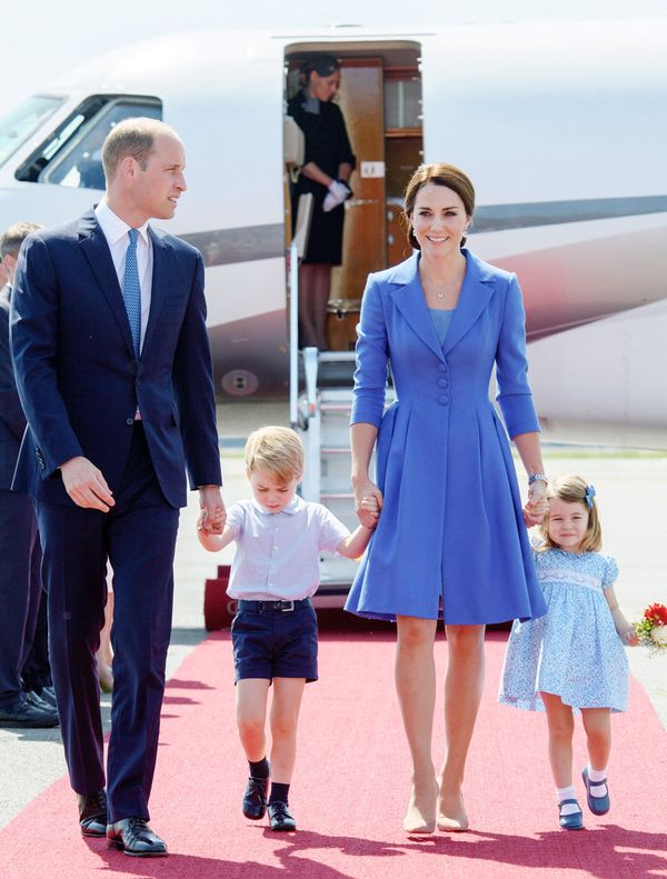 Kate Middleton Poland and Germany tour outfits