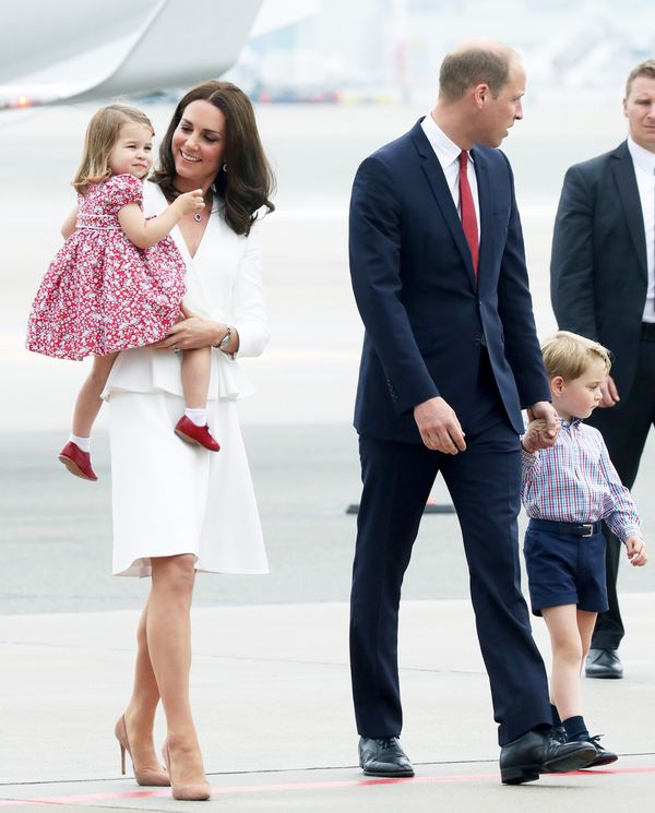 Kate Middleton's royal tour Poland and Germany—outfits